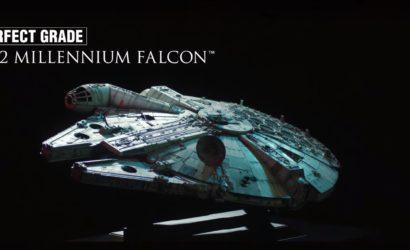 Bandai Perfect Grade Millennium Falcon Model-Kit angekündigt