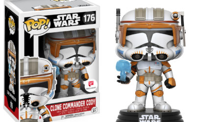 Endlich gibt es einen Funko POP! Commander Cody!