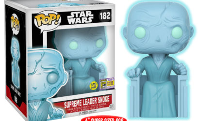 Das sind die Funko POP! Star Wars SDCC 2017 Exclusives