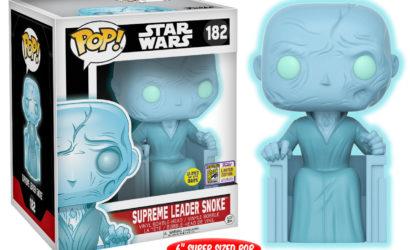 Das sind die Funko POP! Star Wars SDCC 2017 Exclusives