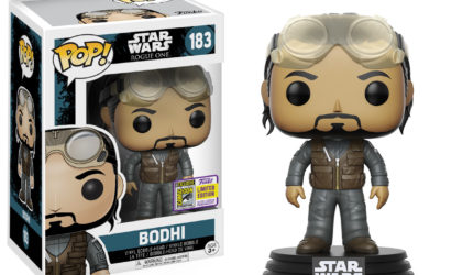 #SDCC2017: Funko POP! Exclusives nun online verfügbar!