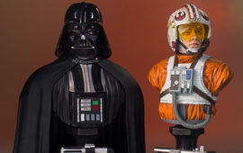 Die ersten beiden Gentle Giant Star Wars SDCC 2017 Exclusives