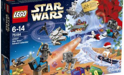 Offizielle Bilder zum LEGO Star Wars 75184 Adventskalender 2017