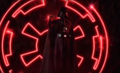 Erste Infos zur Sideshow Darth Vader Legendary Scale Figure