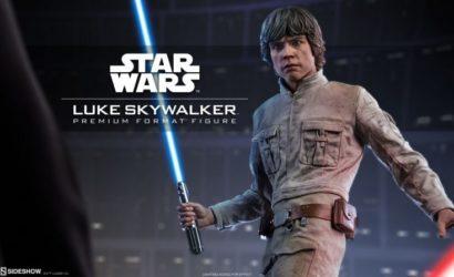 Alle Infos zur neuen Sideshow Luke Skywalker Premium Format Statue