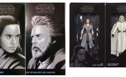 Black Series Luke & Rey (Jedi Training) aufgetaucht!