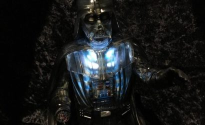 #SDCC2017: Gentle Giant Emperor's Wrath Darth Vader light-up Mini-Büste vorgestellt