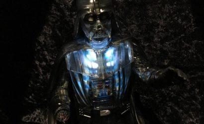 #SDCC2017: Gentle Giant Emperor's Wrath Darth Vader light-up Mini-Büste vorgestellt
