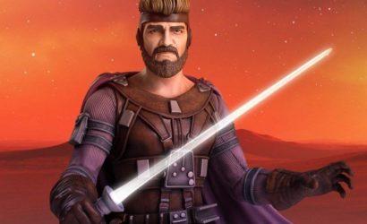 Alle Infos zur Gentle Giant Han Solo McQuarrie Concept Mini-Büste