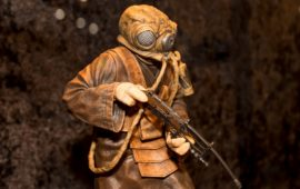 #SDCC2017: Gentle Giant Zuckuss Collector's Gallery Statue