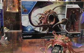 #SDCC2017: Hasbro 3.75 inch Rathtar & Bala-Tik gesichtet