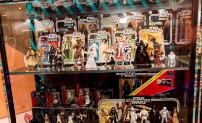#SDCC2017: Erste Eindrücke der Hasbro Star Wars Booth