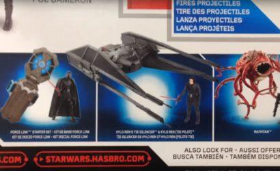 Hasbro The Last Jedi – Kylo Ren's TIE Silencer in 3.75″ entdeckt