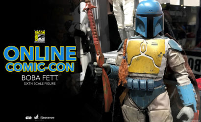 #SDCC2017: Hot Toys Boba Fett (Animation Version) 1/6 Scale Figure