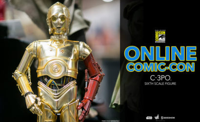 #SDCC2017: Hot Toys C-3PO 1/6 Scale Figur zu The Force Awakens