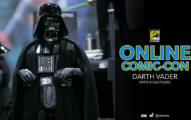 #SDCC2017: Hot Toys Darth Vader (Return of the Jedi) 1/6 Scale