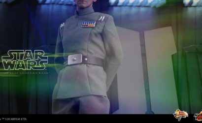 Hot Toys Grand Moff Tarkin 1/6 Scale Figure geteasert!