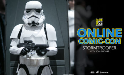 #SDCC2017: Neuer Hot Toys Stormtrooper (Return of the Jedi) 1/6 Scale