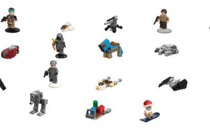 Detailbilder zum LEGO Star Wars 75184 Adventskalender 2017