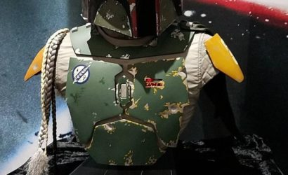 #SDCC2017: Erste Live-Bilder der Sideshow Boba Fett Life-Size Bust