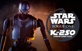 Update zur Sideshow K-2SO Premium Format Figure