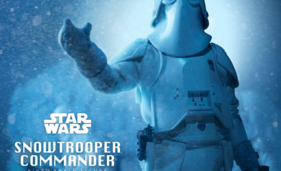 Pre-Order zur Sideshow Snowtrooper Commander Sixth Scale Figur gestartet!