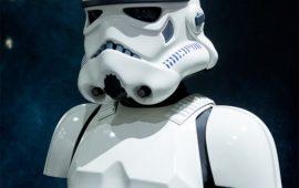 #SDCC2017: Erste Live-Bilder der Sideshow Stormtrooper Life-Size Bust