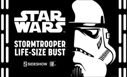 Zwei neue Sideshow Star Wars Life-Size Busts angekündigt