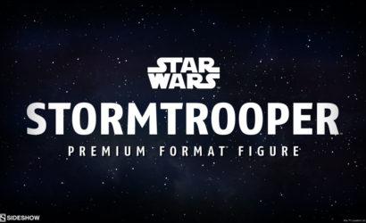 Neue Sideshow Stormtrooper Premium Format Figure angekündigt