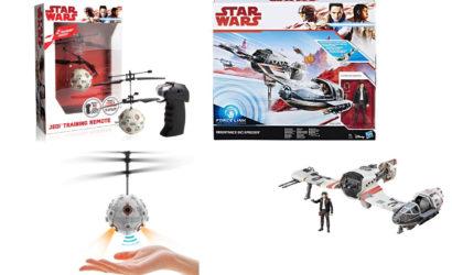 """Erstes """"The Last Jedi"""" Merchandise taucht so langsam auf!"""