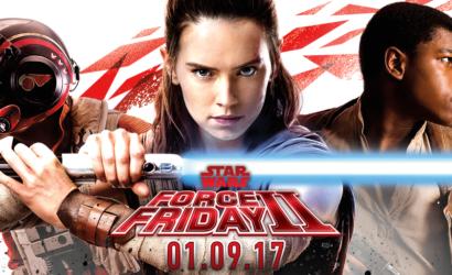 Gewinne zwei Tickets für den Force Friday II bei GALERIA Kaufhof in Hannover!