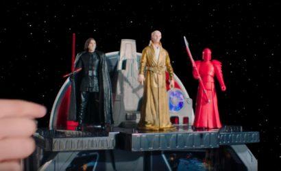 """Hasbro """"The Last Jedi"""" BB-8 Playset nun ganz offiziell"""