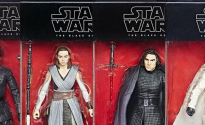 Neue Produktbilder zu den kommenden Black Series 6″ Figuren aufgetaucht!