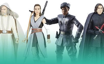 Hasbro Black Series 6″ The Last Jedi Figuren – noch mehr Detailbilder
