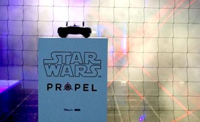 Der Battle Modus der Propel Star Wars Drohnen im Detail