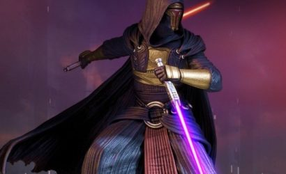 Alle Bilder zur Gentle Giant Darth Revan Collector's Gallery Statue