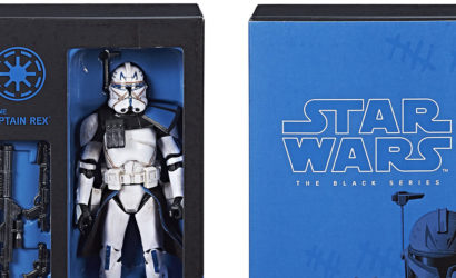 Verpackungsbilder zum Hasbro Black Series 6″ Captain Rex Exclusive
