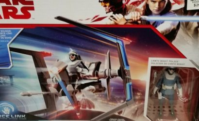 Drei Hasbro Star Wars The Last Jedi 3.75″ Sets aufgetaucht
