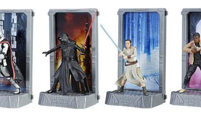 Vier neue Hasbro Titanium Series Figuren gefunden