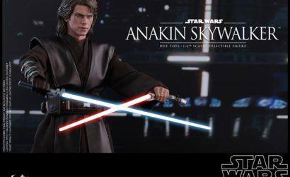 Hot Toys Anakin Skywalker 1/6 Scale Figur – Pre-Order gestartet!