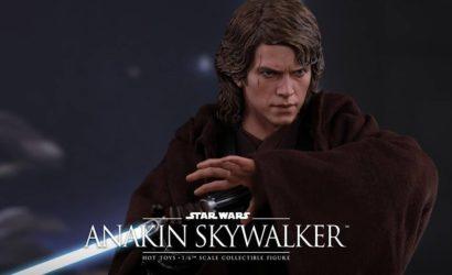 Hot Toys Anakin Skywalker 1/6 Scale Figur offiziell vorgestellt