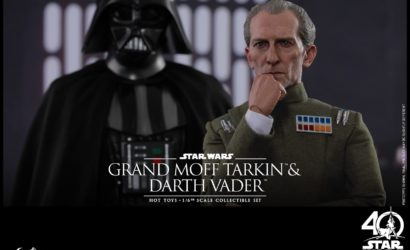 Hot Toys Grand Moff Tarkin & Darth Vader – Vorbestellung hat begonnen!