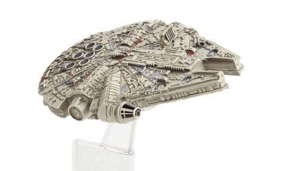 Hot Wheels Collectors Special Edition Millennium Falcon