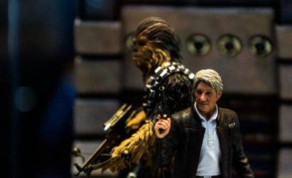 Iron Studios Han Solo & Chewbacca Set angekündigt