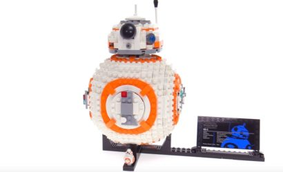 Alle LEGO Star Wars The Last Jedi Sets im Review