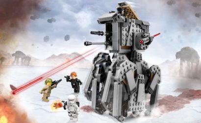 Alle Infos und Bilder zum LEGO Star Wars 75177 First Order Heavy Scout Walker