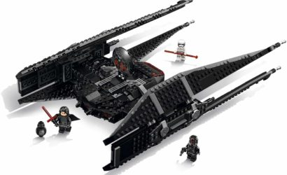 LEGO Star Wars 75179 Kylo Ren's TIE Silencer mit 50% Rabatt!