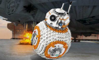 Alle Infos und Bilder zum LEGO Star Wars 75187 BB-8