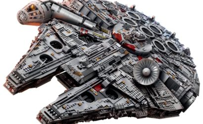 Der LEGO UCS Millennium Falcon (75192) für nur 652,49 Euro!