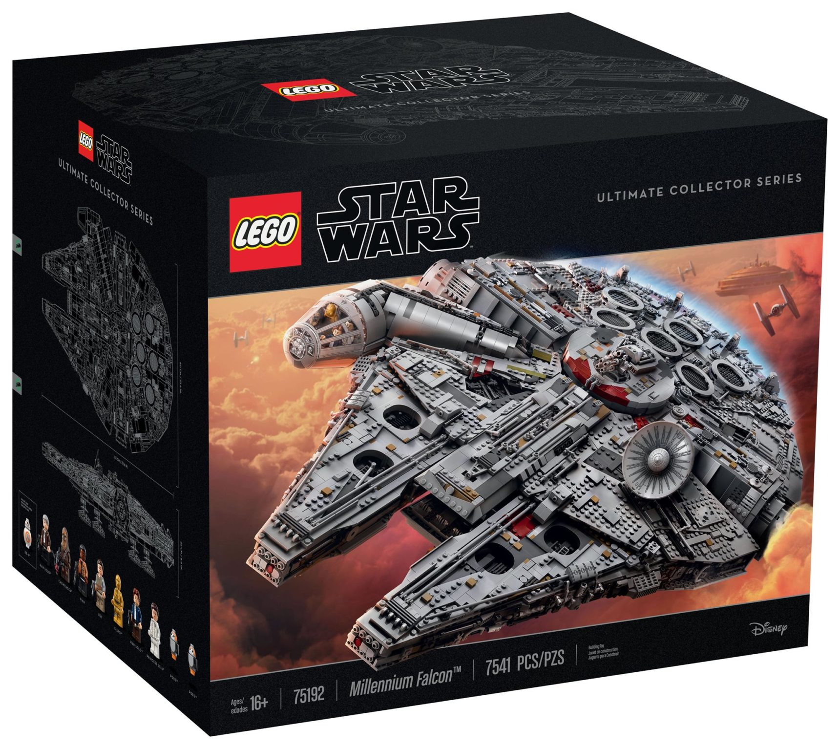 LEGO Ultimate Collector Series Guide - Starwarscollector de